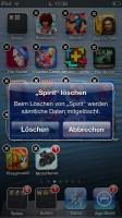 App löschen