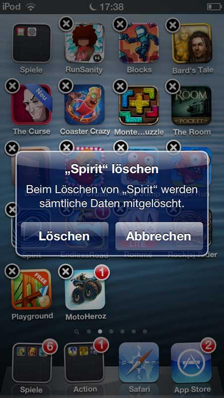 Apps Im Iphone Löschen