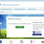 Toptarif - Mobiles Internet
