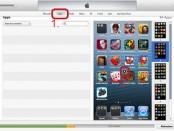 App löschen aus iTunes heraus