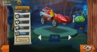 Fahrzeug auswählen (aus dem Gameplay Trailer zu Angry Birds Go)