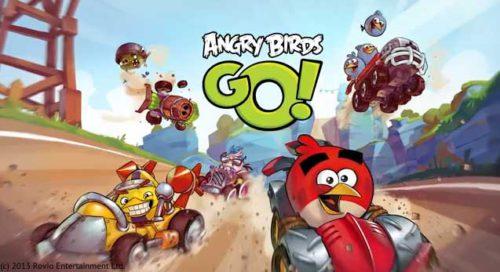 Angry Birds Go von Rovio