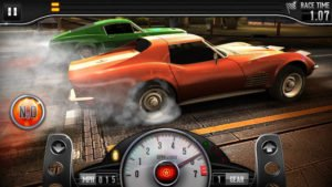CSR Classics Screenshot von NaturalMotion