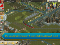 Transport Tycoon Screenshot - (c) 31X Ltd