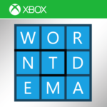 Wordament App - (c) Microsoft