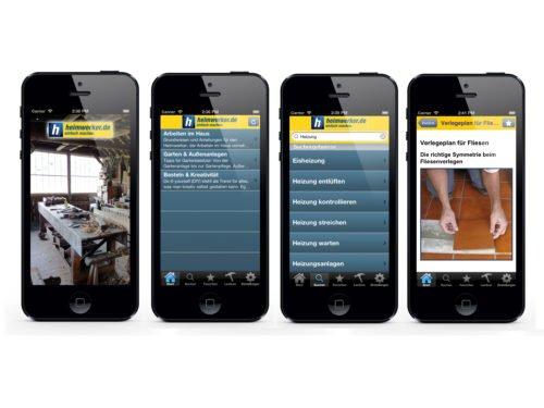 Heimwerker.de App