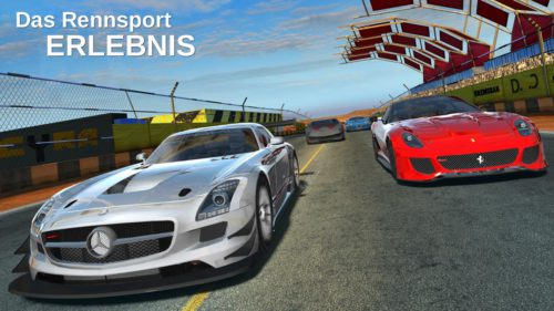 GT Racing 2 Screenshot - Gameloft