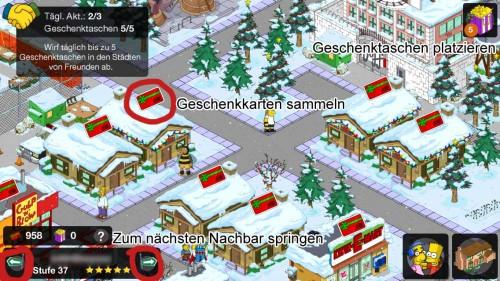 Nachbarn in Die Simpsons Springfield besuchen - Erklärung