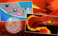 Rayman Fiesta Run Screenshot - (c) Ubisoft