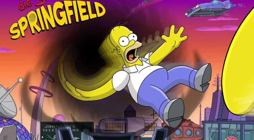 Simpsons Springfield SciFi Event: Preise, Tipps, Storyline, Materie