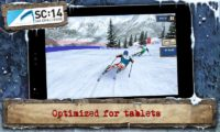 Ski Challenge 14 App Screenshot - (c) Greentube