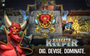 Dungeon Keeper Screenshot - (c) Electronic Arts