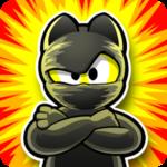 Ninja Hero Cats von HandyGames