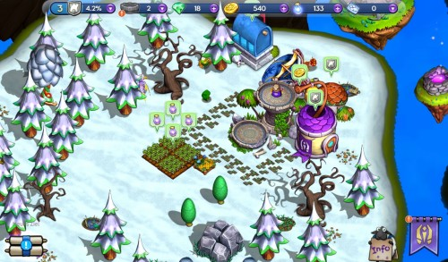 Skylanders Lost Islands Screenshot