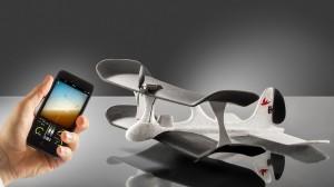 Smartplane mit dem Smartphone oder Tablet steuern