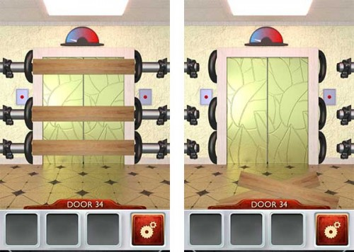 100 Doors 2 Level 34 Lösung