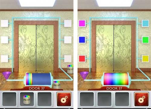 100 Doors 2 Level 37 Lösung