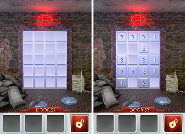 100 doors 2 level 51 bis 60 l sung touchportal for 100 doors door 60