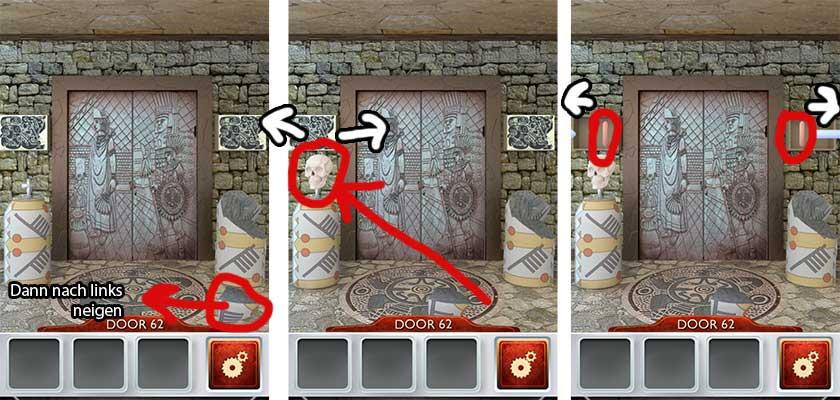 100 doors 2 level 61 bis 70 l sung touchportal for 100 doors door 62