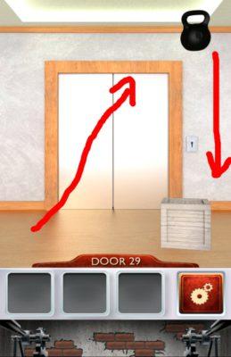100 Doors 2 Screenshot Level 29