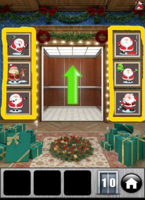 100 Doors 2013 Chrismas Level 10
