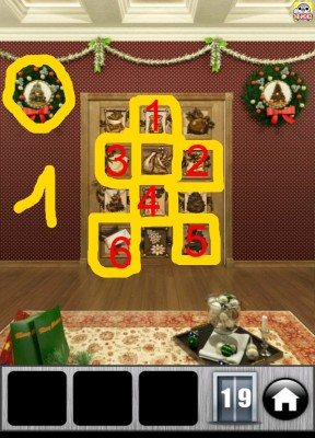 100 Doors 2013 Chrismas Level 19-1