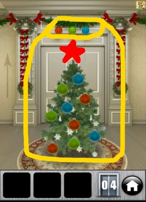 100 Doors 2013 Chrismas Level 4