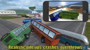 Bus Derby Screenshot von Dimension Technics