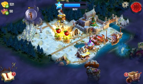 CastleVille Legends Screenshot 5
