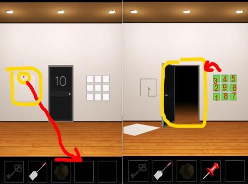 Doors 3 Screenshot Level 10