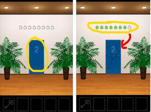 Doors 3 Screenshot Level 2