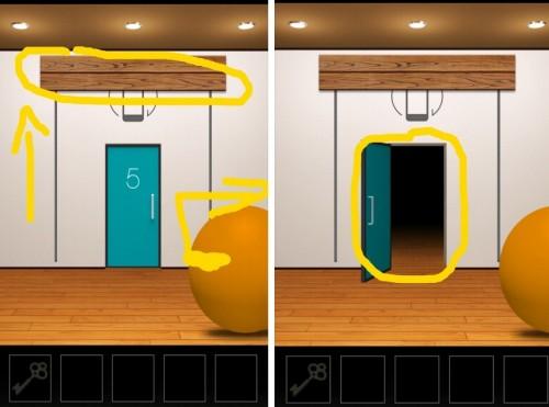 Doors 3 Screenshot Level 5