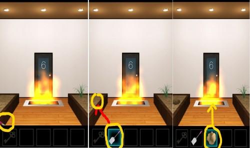 Doors 3 Screenshot Level 6