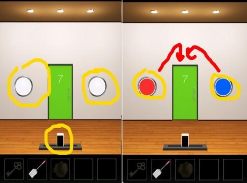Doors 3 Screenshot Level 7