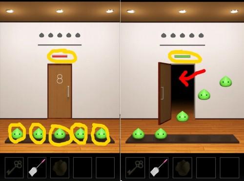 Doors 3 Screenshot Level 8