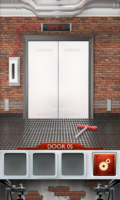 Ein Level in der App 100 Doors 2
