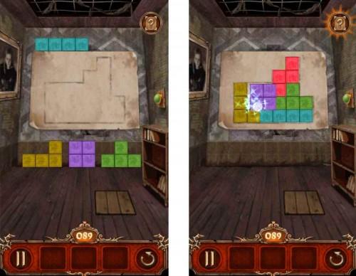 Escape Action Level 89 Lösung