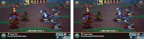 Monster Legends Tipps zum Kampf