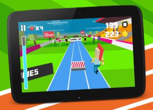 Retro Runners Screenshot - (c) Countryside Games