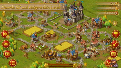 Townsmen Screenshot (c) HandyGames