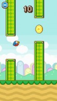 Flappy Wings Screenshot vom Gameplay - (c) Green Chili Games