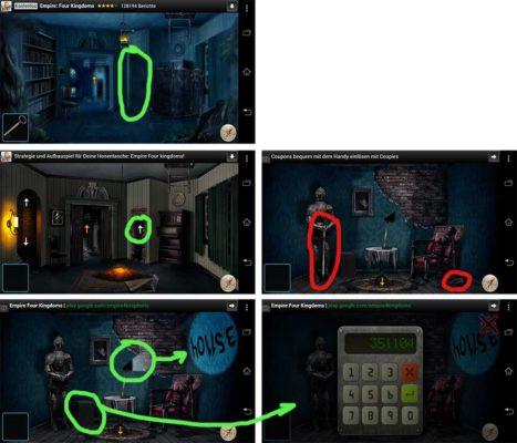 House of Fear Revenge Lösung: Schritt 13 (klicken zum Vergrößern)