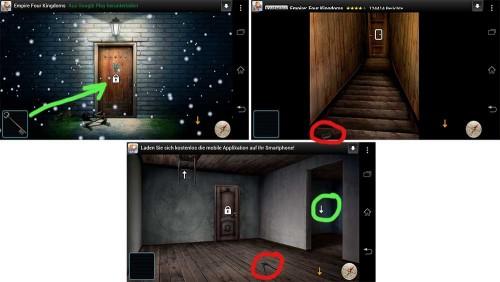House of Fear Revenge Lösung: Schritt 2 (klicken zum Vergrößern)