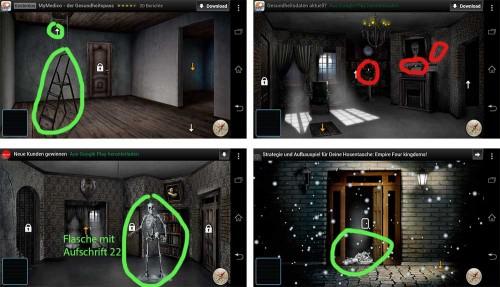 House of Fear Revenge Lösung: Schritt 4 (klicken zum Vergrößern)