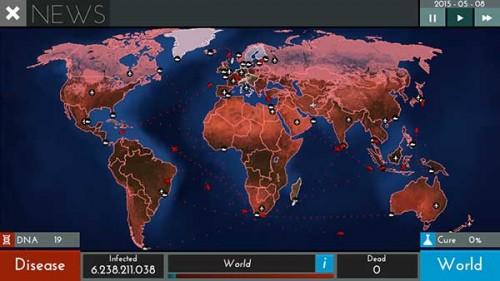 Infection: Nahezu die komplette Welt ist infiziert