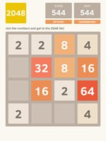 2048 Screenshot von Ketchapp
