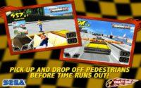 Crazy Taxi Screenshot - (c) Sega