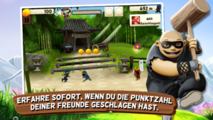 Mini Ninjas Screenshot - (c) Square Enix