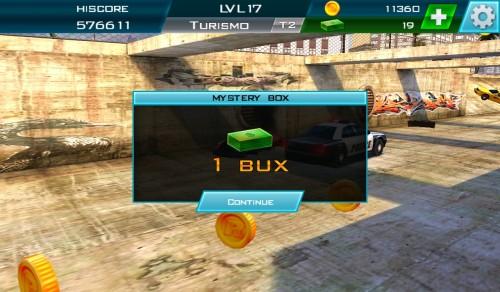Redline Rush - Screenshot Mystery Box Bux