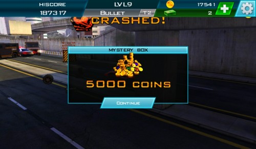 Redline Rush - Screenshot Mystery Box Coins